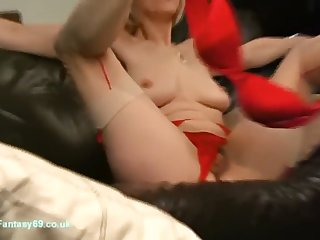 hazel shows her hairy pussy to the camera