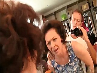 ROCCO SIFFREDI Jaw-dropping SWEET MATURE LADIES