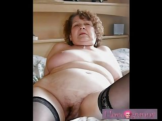 ilovegranny busty and chubby amateur grandmas