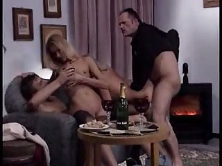 GERMAN MATURE AND MAID